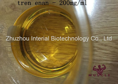 China Lubrifique Trenaject líquido 100/150/200mg/Ml Trenaject 200 Trenbolone Enanthate 200mg/Ml distribuidor